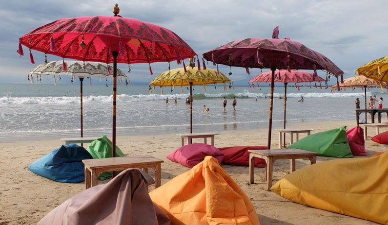 Bali tengerpart