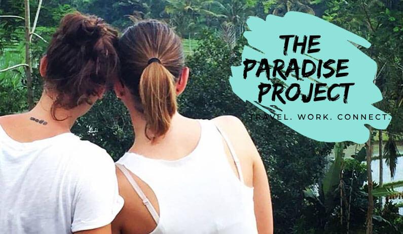 Így született meg a The Paradise Project