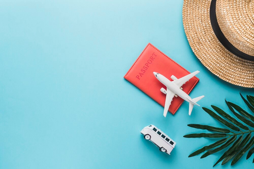 Utazás, repülő