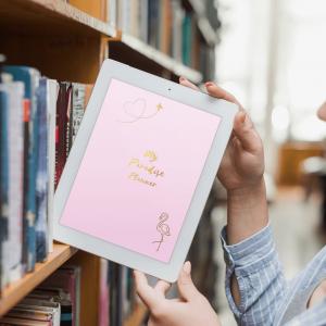 My Paradise Planner rózsaszín e-book